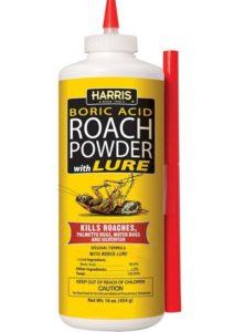 Harris Boric Acid Roach Powder With Lure