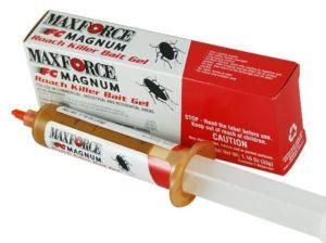 Maxforce FC Magnum Cockroach German Roach Pest Control Gel Bait