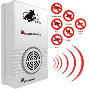 Cravegreens Pest Control Ultrasonic Repeller