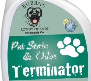Bubbas Xtreme Pet Odor Eliminator