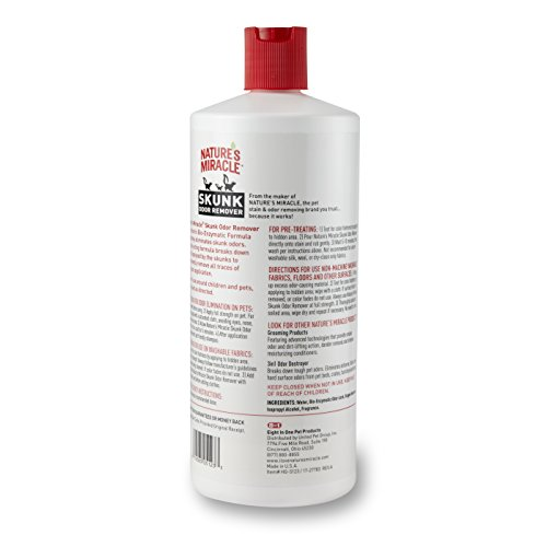 How To Get Rid Of Skunk Spray Smell On Dogs