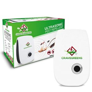 cravegreens ultrasonic pest repellent