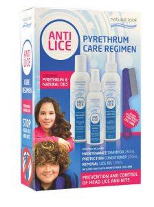 pyrethrum shampoos